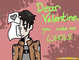 Marco's Valentine... by asel1