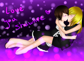 -G- Love you Shawnee by Milchwoman