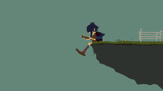 Feel Good Inc., Gorillaz by Reverendtundra