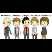 One Direction Perfection by DTellaway