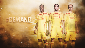 Liverpool Kit 2015 by dreamgraphicss