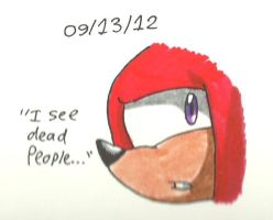 Knuckles and that famous line by cmara