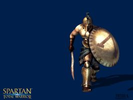 Spartan: Total Warrior by Mgs0008b221
