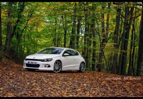 VW Scirocco ABT - 5 by rugzoo