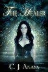 Book cover - The Healer by C.J. Anaya by CathleenTarawhiti