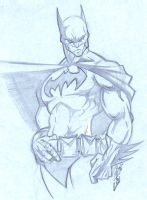 Batman Warm Up 09 by JazzRy
