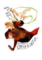 Pottermore by evelmiina