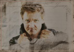 Jeremy Renner by Ailinen