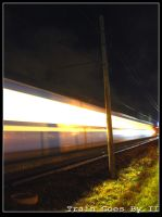Train Goes By-II by WiseguyE