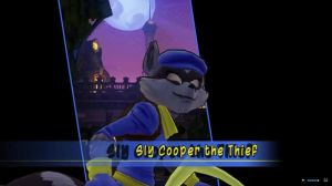 sly cooper the thief sly 4 by FCC93