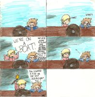 2p!DenNor: Viking Ship: Not Again... by TheClockworkKid