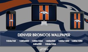 Broncos Wallpaper by pasar3