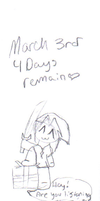 Chibi's B-day countdown-4 day by TehChibiFanGirl