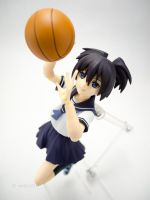 Lay-up shoot by wata1219