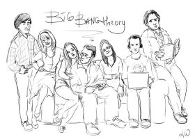 the big bang theory by liana-wood