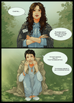 SPN: Wormstache by nella-fantasiaa