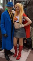 NYCC 2012 - The Question - Supergirl 2 by kamau123