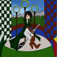 Quidditch Trial 27 by kagane by Hogwarts-Castle