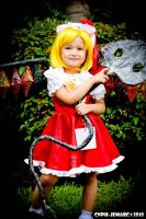 Flandre Scarlet - Touhou 3 by ChibiHime909