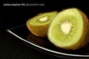 Kiwi - Digital Fruits 2 by anime-master-96