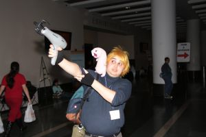 Anime Boston 2013 - Ron Stoppable 2 by VideoGameStupid