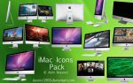 iMac Icon Pack by davinci1993