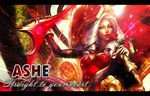 Ashe... The Love Archer by blazigatr