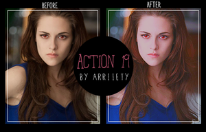 Arriiety Action 19 by Arriiety