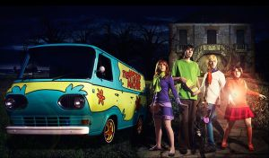 Scooby Doo, where are you? by Virchan