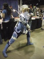 Sheik Cosplay by Lionofdemise