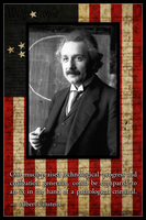 American Einstein by SaintIscariot