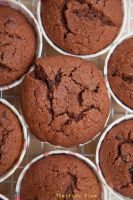 Chocolate cupcakes 1 by patchow