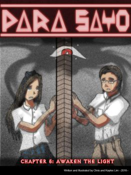 Para Sayo Chapter5 Cover by kyupol