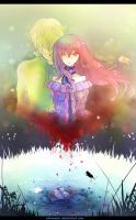 Pandora Hearts. The connected by ShionMion