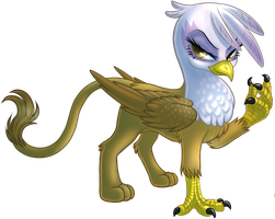 Gilda by KittehKatBar