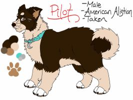 pilot- september 2015 official ref. by gay-doq-nerd