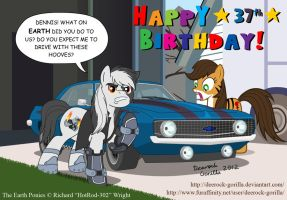 One more HORSEpower by HotRod-302