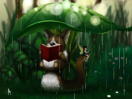 Quiet Time by edynae