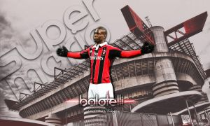 Mario Balotelli by beneagle