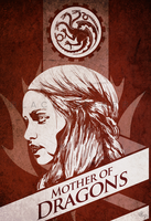 Mother Of Dragons Smaple by arisechicken117