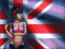 Britain by MsAiry