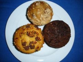 muffins, muffins, muffins. by insomniana
