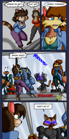 The Cat's 9 Lives! 3 Catnap and Outfoxed Pg59 by TheCiemgeCorner
