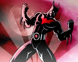 Batman Beyond II by Kenpudiosaki