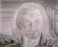 The God of Thunder by Ficstina