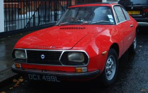 Lancia Fulvia Sport S by ShadowPhotography