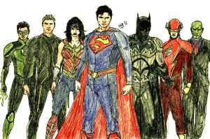 Smallville:The League by kyomusha