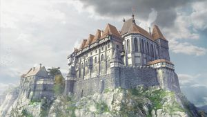 3D castle Royal Palace by Montezuma-original