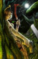 Tomb Raider Reborn Contest Entry Two by Partin-Arts