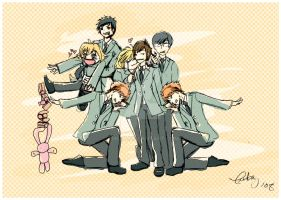 AN08 - Ouran on Crack -take 2- by tiikay